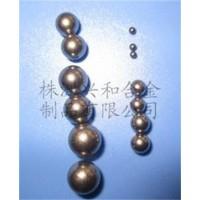 高密度鎢合金配重鎢球