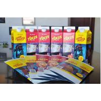 红酒 屋顶纸盒灌装机 沈阳北亚 畅销全国