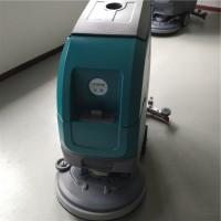 多功能洗擦一体机 电动驾驶式洗地车 全电动