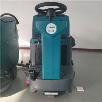 CH-X60D双刷驾驶式洗地机 锂电池自动洗地车 价格