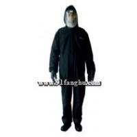 核辐射防护服_核辐射防护围裙_全密闭式核辐射防护服套装
