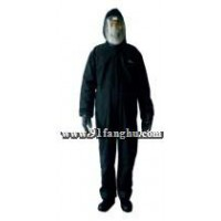 核輻射防護服/核沾染防護服/全密閉式核輻射防護服套裝