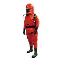 重型防護服,A級氣密式防化服/全密閉式化學防護服