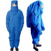 低溫防護服,LNG耐低溫防服,加氣站防凍服/連體低溫防凍服