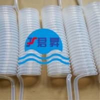 FEP管_铁氟龙弹簧管,耐腐蚀耐酸碱Fep弹簧管