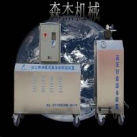 河南洛阳便携式高压喷砂除锈设备租赁施工
