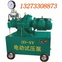 2dsy電動試壓泵開車前的準備工作