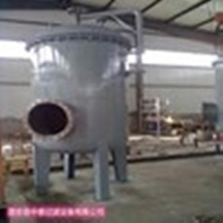 聚结式煤气除焦油过滤器