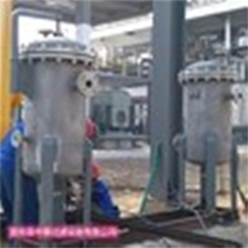 耐火材料及陶瓷行业煤气过滤器