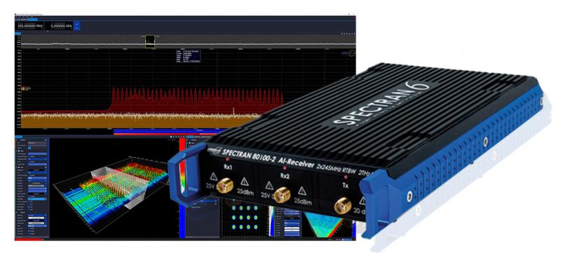 【正文图片】V6实时频谱仪+RTSA软件