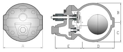 F22结构尺寸
