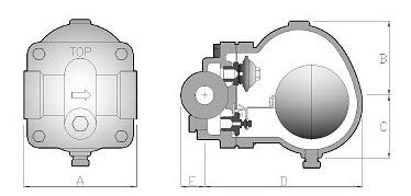 F08结构尺寸