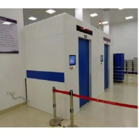 電能表批量射頻識別通道門