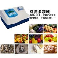 食品安全檢測儀保障食品的安全