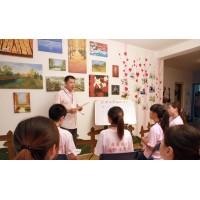 手繪墻培訓班 墻繪師實踐培訓 墻繪公司與墻繪工作室的不同