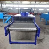 單層網帶烘干機 玻璃制品干燥設備