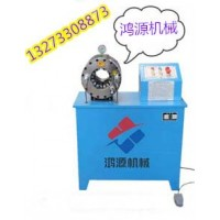 福建膠管鎖管機/扣壓機壓管機廠家直銷