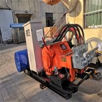 青島50地下室防滲旋噴鉆機 地基錨固注漿鉆機