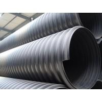 HDPE钢带增强螺旋波纹管现货供应