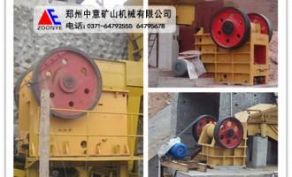 郑州中意岩石破碎机开辟河卵石制砂生产线新纪元
