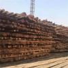 供应防腐黑油木杆油炸杆架空光缆用电信油木杆 通讯油木杆