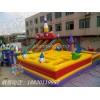 广州市善名气模专业供应大型充气城堡蹦蹦床儿童乐园淘气堡 新款蹦蹦床
