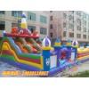 广州儿童乐园|供应广州大型充气城堡蹦蹦床儿童乐园淘气堡