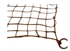 用钢丝绳吊网必选泰州市力夫特钢丝绳吊装网兜