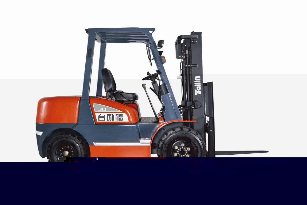 洛阳专业的台励福TL系列2-3.5吨内燃叉车哪里买——电动平衡叉车