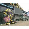 一級的暖場活動道具_買6米大黃蜂變形金剛金屬模型到鐵的傳奇