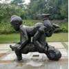 漯河�~雕塑也动了制作�S,�(��I制作�T�~雕塑